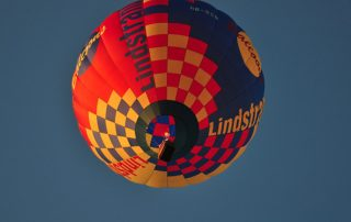 Dominican Balloon take off